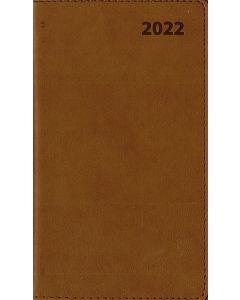 Tillsammanskalender 2022 brun