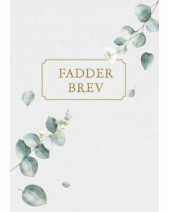 Fadderbrev Bladverk 25-p