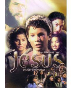 Berättelsen om Jesus- ett fam.äventyr - DVD