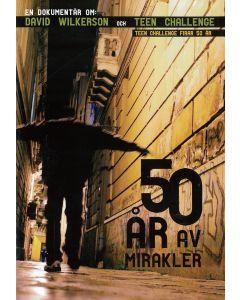 50 år av mirakel - DVD