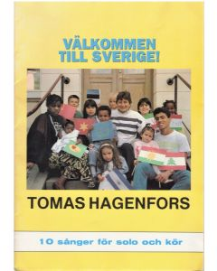 Välkommen till Sverige! - Not