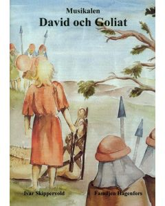Musikalen David och Goliat - Not