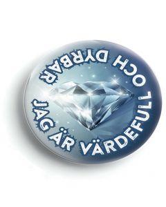 Pins- Diamant