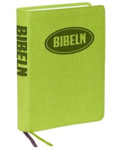 Konfabibeln - grön - Argument Bibel 2000