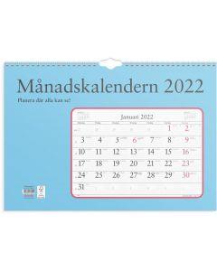Månadskalendern, FSC Mix 2022