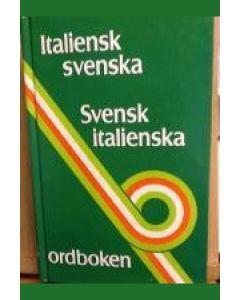 Ordbok - Italensk/Sveska Svenska/Italienska