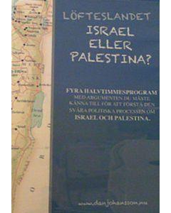 Löfteslandet Israel eller Palestina - DVD