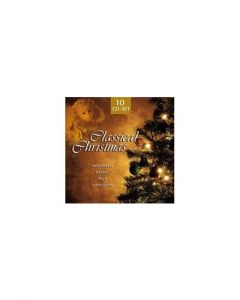 Various Artists -  Classical Christmas  - 10 CD-box