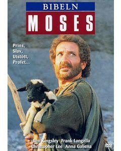 Moses bibeln - DVD