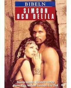 Simson och Delila - DVD