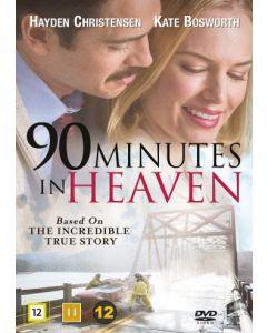 90 min in the heaven - DVD