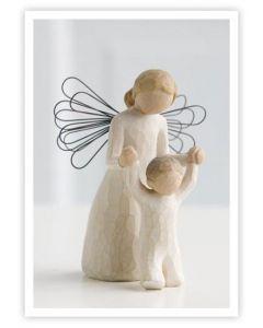 Willow Tree Guardian Angel