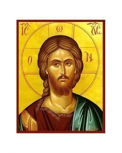 Ikon - Jesus (detalj) -  6x8 cm