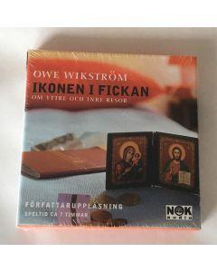 Ikonen i fickan : om yttre och inre resor-  CD-bok