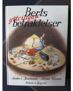 Berts ytterligare betraktelser : September-December