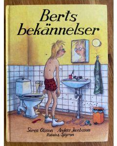 Berts bekännelser