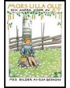 Mors lilla Olle : och andra visor av A.T.