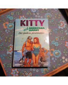 Kitty och bröderna Hardy : det sjunkna piratskeppet