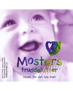 mosters truddelutter - CD
