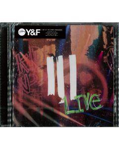 Y&F 3 - Live från Hillsång - CD