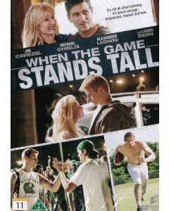 When the Games Stands Tall -DVD