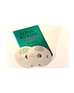 Alphakursen Express Föredrag 1-15 DVD