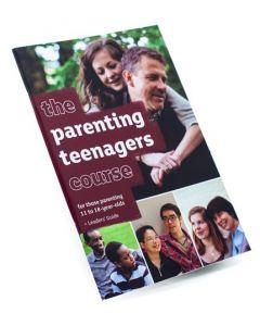 Att vara tonårsförälder - Ledarmanua - engelska