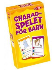 Sharadspelet för barn - Spel