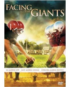Facing the giants - DVD