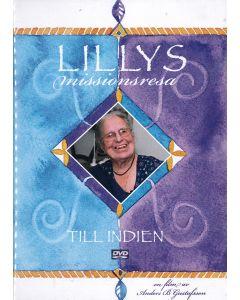 Lillys missionsresa i Indien - DVD