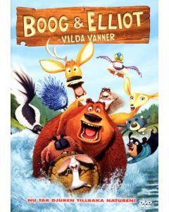 Boog & Elliot - Vild vänner