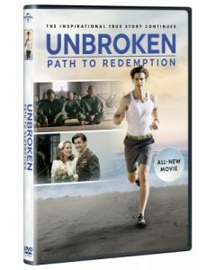 Unbroken - path to redemption  - DVD