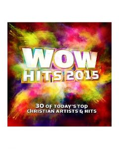 WOW Hits 2015 - CD