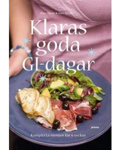 Klaras goda GI-dagar : kompletta menyer för 6 veckor