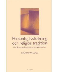 Personlig livstolkning och religiös tradition : om det personligas plats i religionspedagogiken