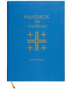 Handbok för textläsare Årg. 2