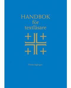 Handbok för textläsare Årgång 1