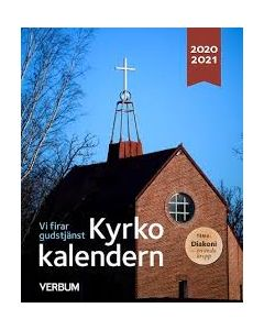 Kyrkokalendern 2020-2021 Tema:Diakoni