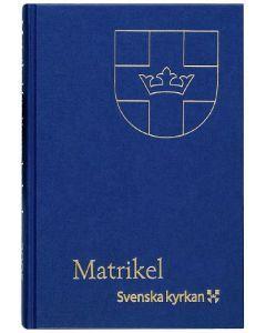 Matrikel Svenska Kyrkan 2021