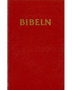 Bibel 1981 Verbum röd