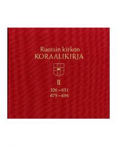 Ruotsin kirkon koraalikirja, II