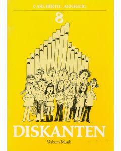 Diskanten 8