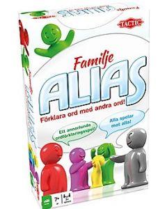 Familje Alias - Spel