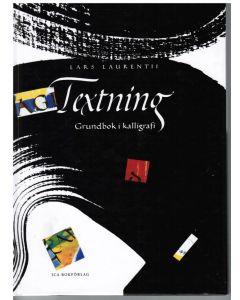 Textning, grundbok i kalligrafi