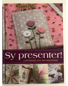 Sy presenter! : lappteknik och applikationer