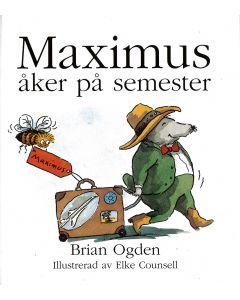 Maximus åker på semester