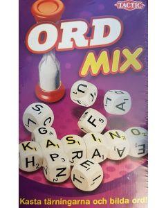Ord mix - Spel