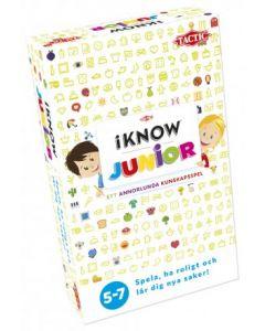 I knov Junior - Spel
