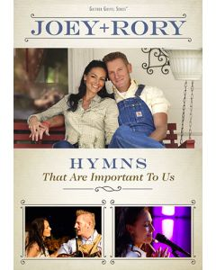 Joey + Rory - Hymns - DVD