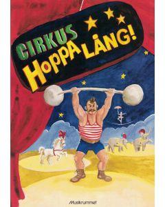 Cirkus Hoppa lång! - Not